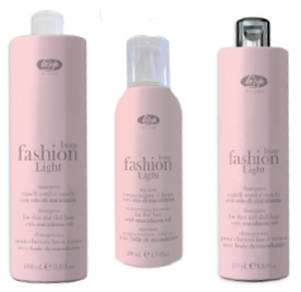 Lisap Fashion Light Shampoo Mousse